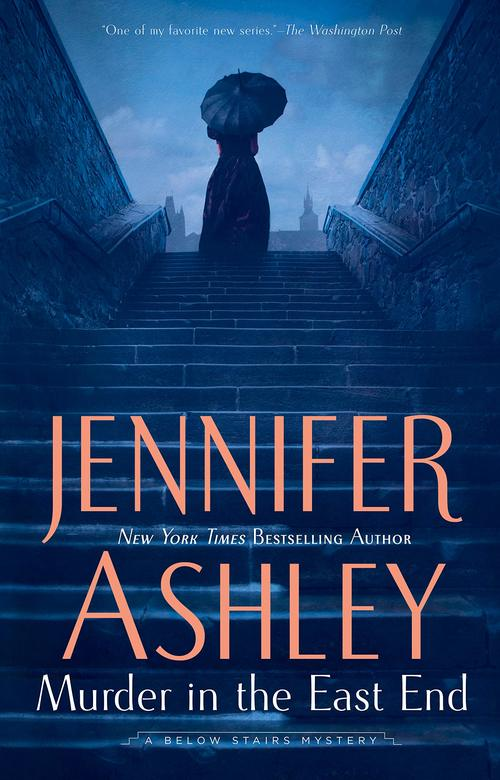 Murder in the East End by Jennifer Ashley