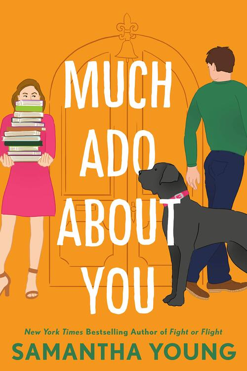 Much Ado About You by Samantha Young