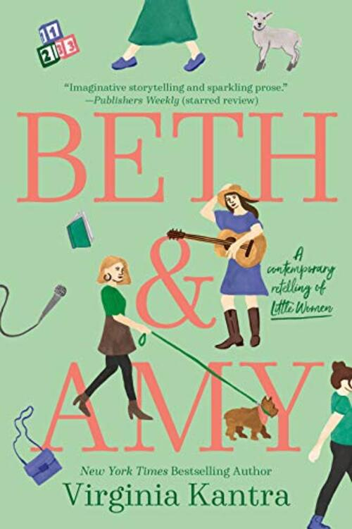 Beth and Amy by Virginia Kantra