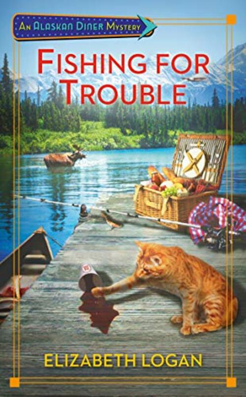 Fishing for Trouble by Elizabeth Logan