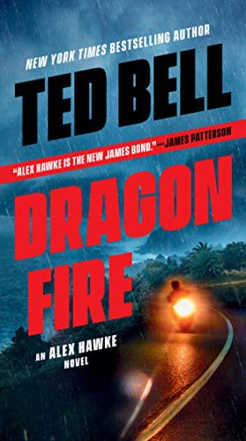 Dragonfire by Ted Bell