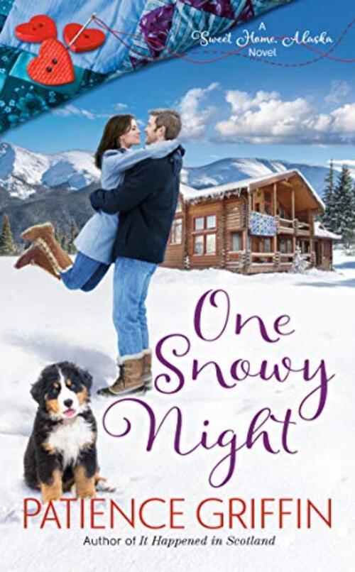 One Snowy Night by Patience Griffin