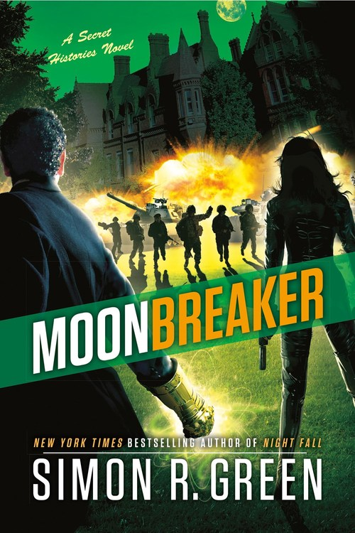 Moonbreaker by Simon R. Green