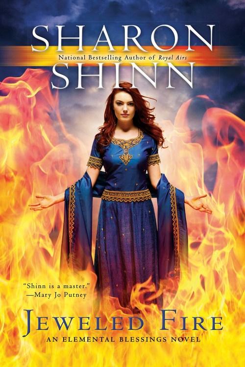 Jeweled Fire by Sharon Shinn