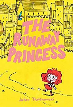 The Runaway Princess by Johan Troanowski