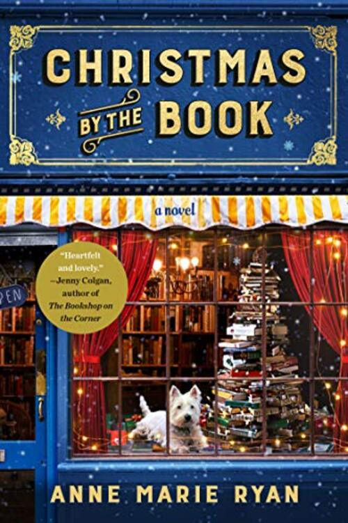 Christmas by the Book by Anne Marie Ryan