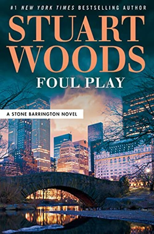Foul Play by Stuart Woods