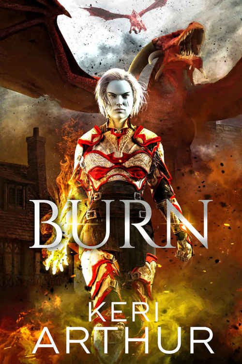 Burn by Keri Arthur