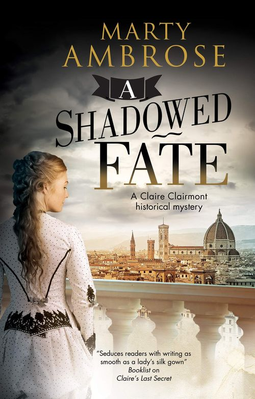 A Shadowed Fate by Marty Ambrose
