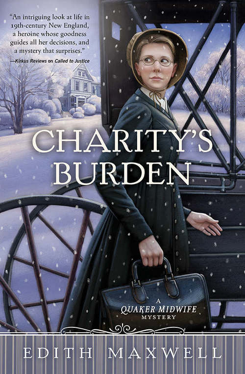 Charity's Burden by Edith Maxwell
