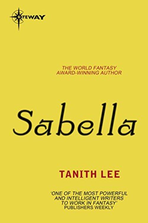 Sabella by Tanith Lee