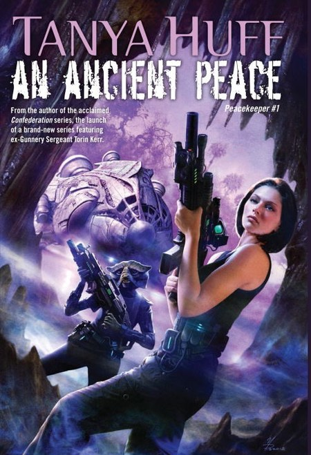 An Ancient Peace by Tanya Huff