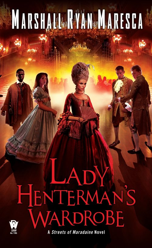 Lady Henterman's Wardrobe by Marshall Ryan Maresca