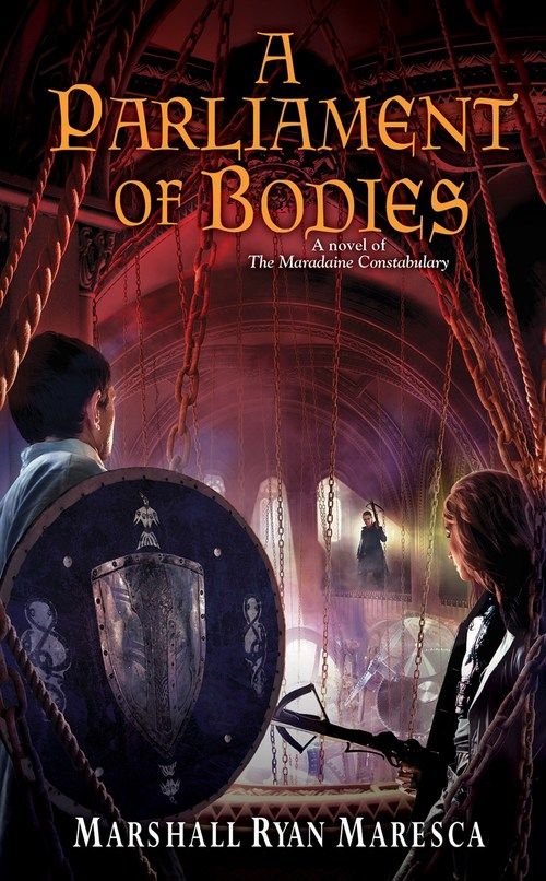 A PARLIAMENT OF BODIES