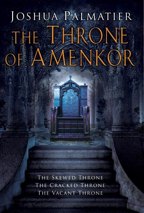 The Throne of Amenkor Trilogy