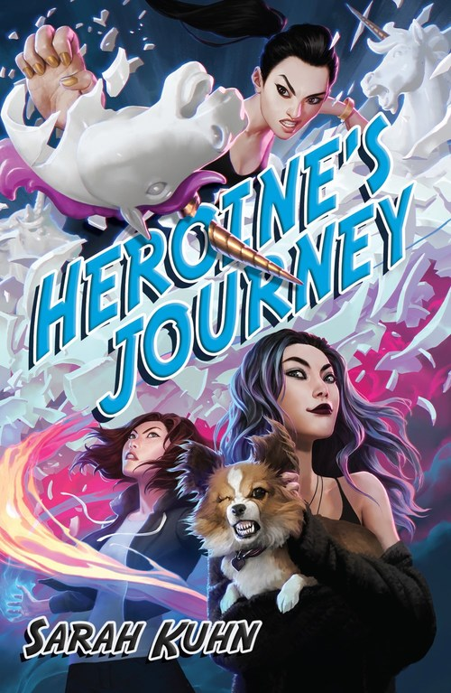 Heroine's Journey by Sarah Kuhn