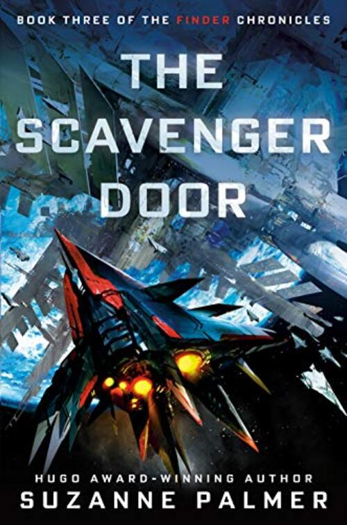 The Scavenger Door by Suzanne Palmer