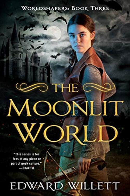 The Moonlit World by Edward Willett