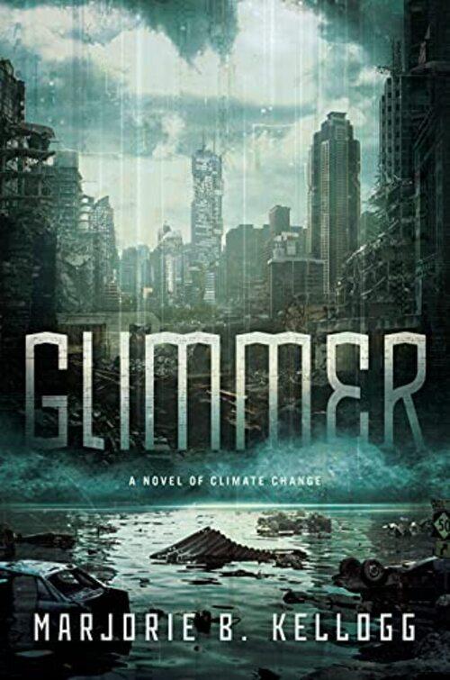 Glimmer by Marjorie B Kellogg