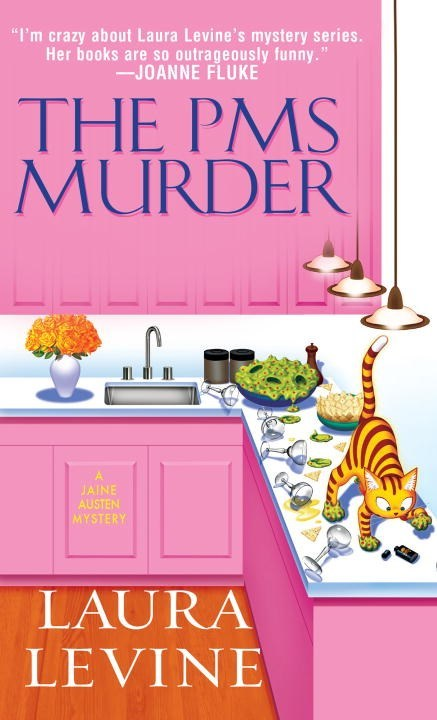 The PMS Murder by Laura Levine