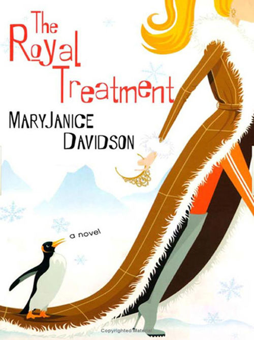 The Royal Treatment by MaryJanice Davidson