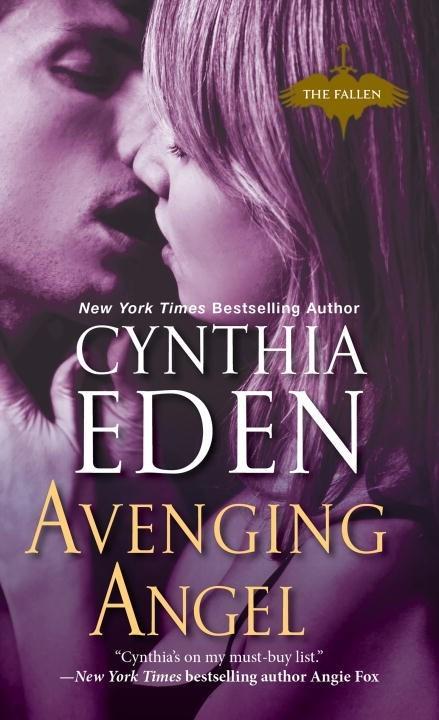 Avenging Angel by Cynthia Eden