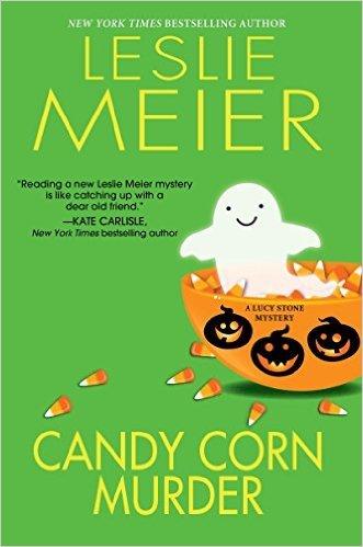 Candy Corn Murder by Leslie Meier