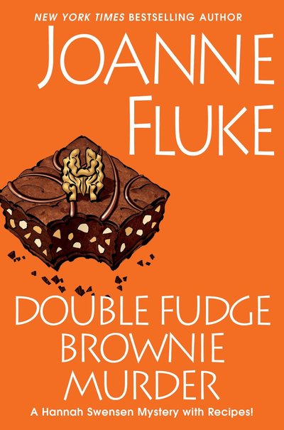 Double Fudge Brownie by Joanne Fluke