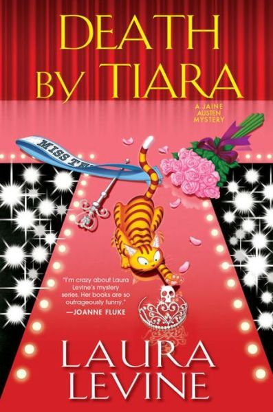 Death by Tiara by Laura Levine