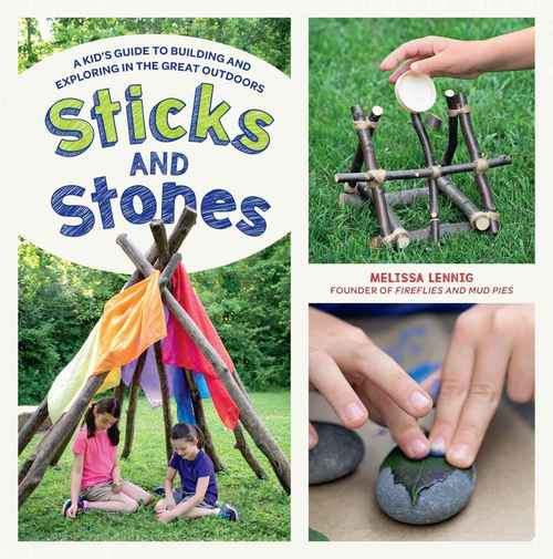 Sticks and Stones by Melissa Lennig