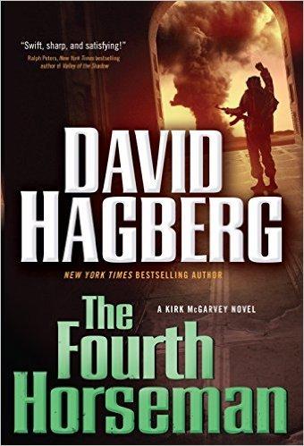 The Fourth Horseman by David Hagberg