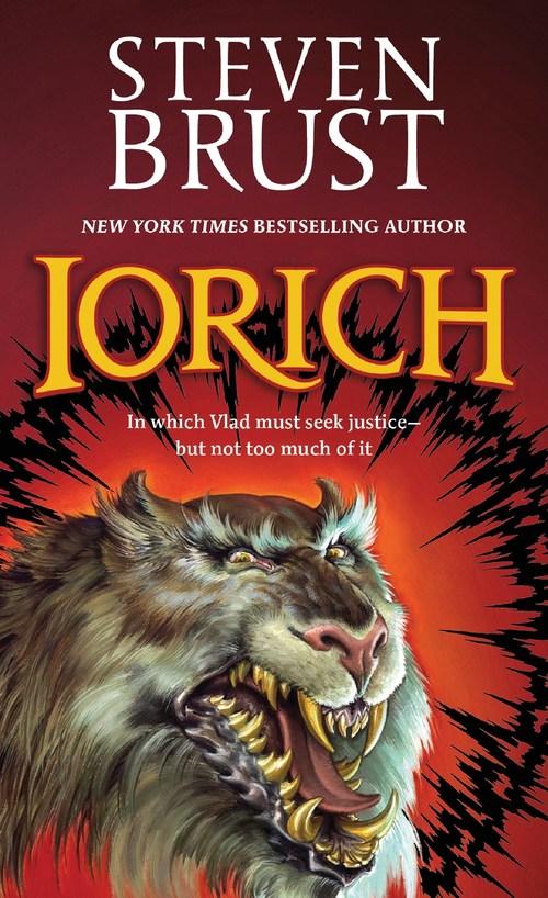 Iorich by Steven Brust