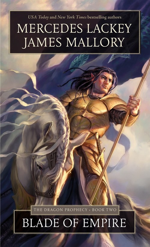 Blade of Empire by Mercedes Lackey