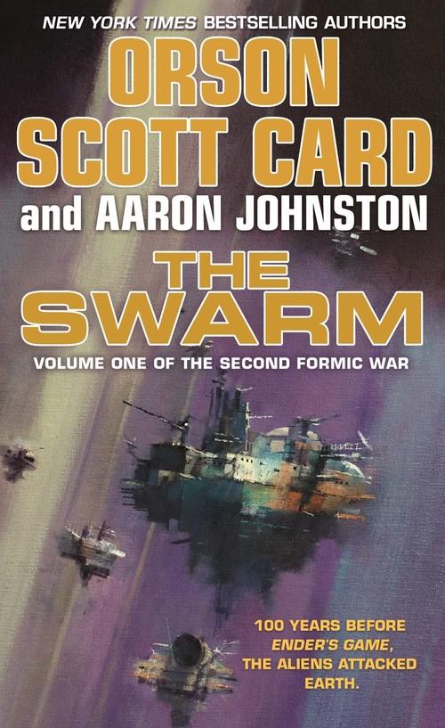 The Swarm by Orson Scott Card