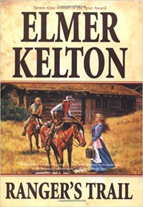 Ranger's Trail and Texas Vendetta by Elmer Kelton