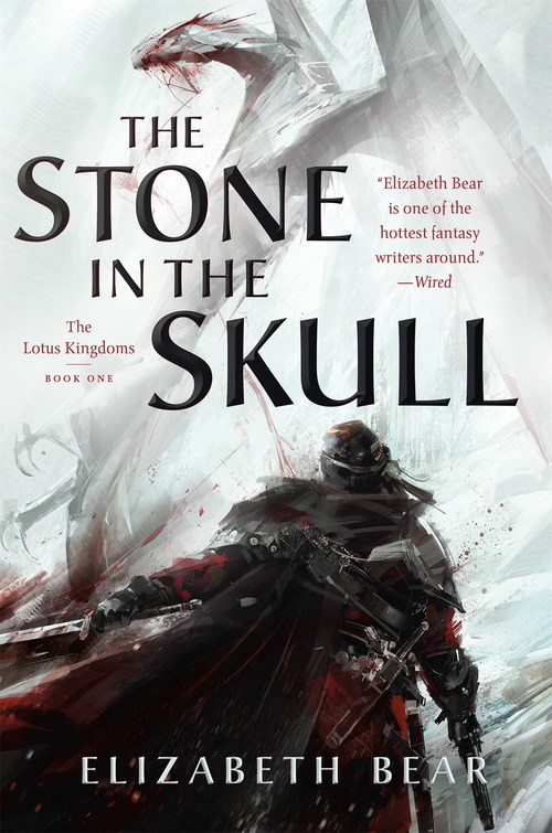 The Stone in the Skull by Elizabeth Bear