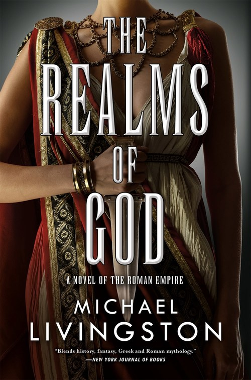 The Realms of God: A Novel of the Roman Empire