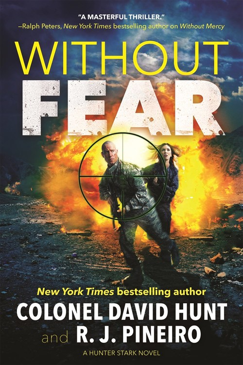 Without Fear by R.J. Pineiro