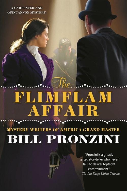The Flimflam Affair by Bill Pronzini