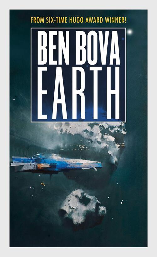 Earth by Ben Bova