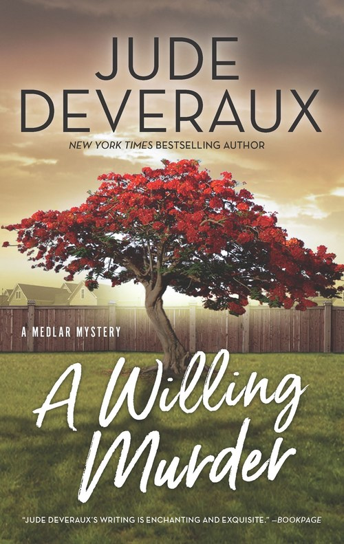 A Willing Murder by Jude Deveraux
