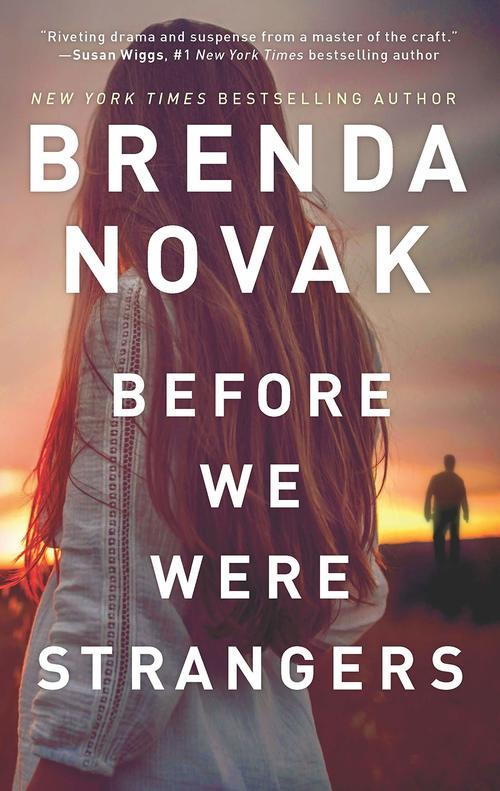 Before We Were Strangers by Brenda Novak