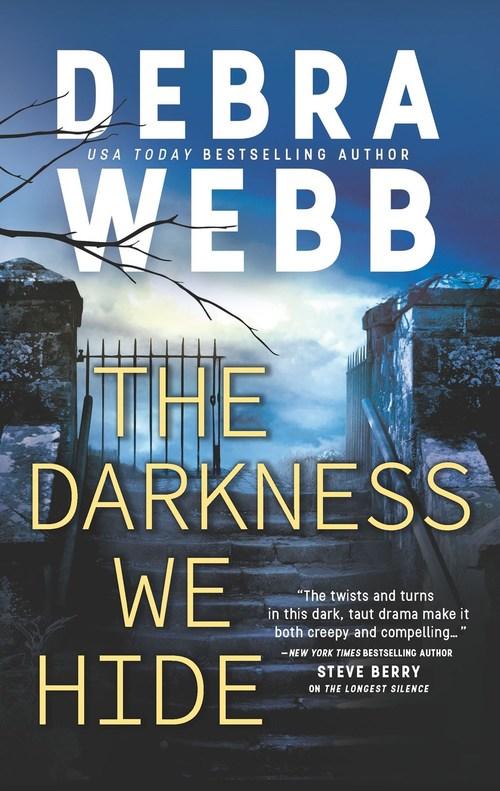 The Darkness We Hide by Debra Webb