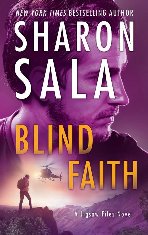 Blind Faith by Sharon Sala