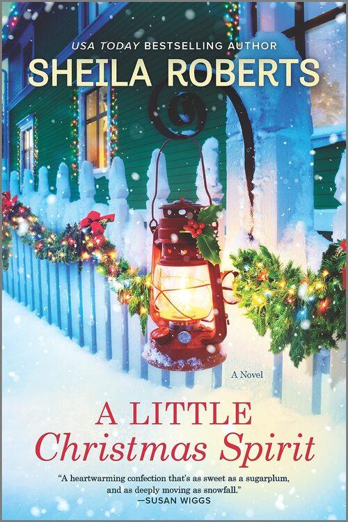 A Little Christmas Spirit by Sheila Roberts