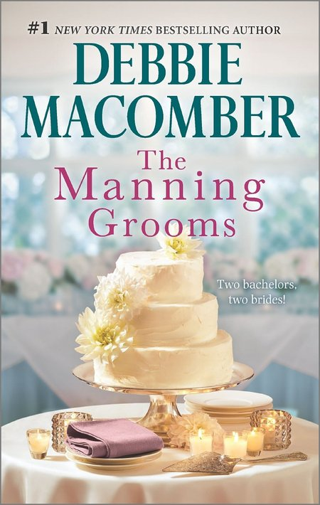 The Manning Grooms by Debbie Macomber