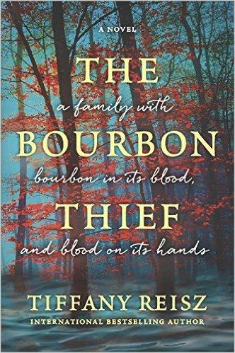 The Bourbon Thief by Tiffany Reisz