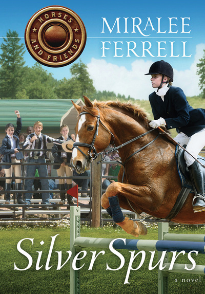 Silver Spurs by Miralee Ferrell