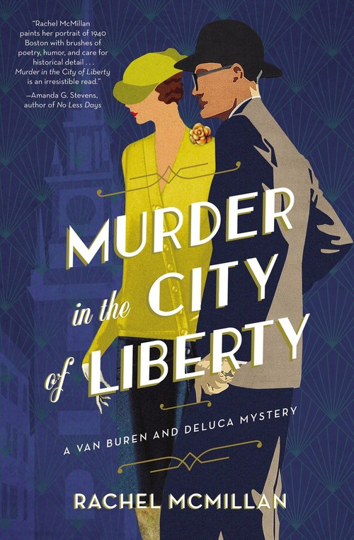 Murder in the City of Liberty by Rachel McMillan