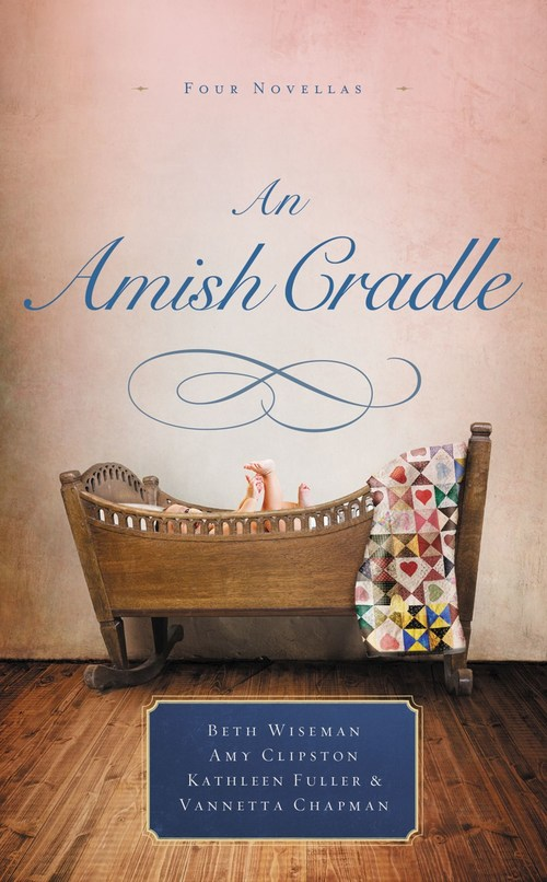 An Amish Cradle by Vannetta Chapman